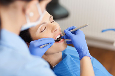 שיניים בהרדמה מלאה